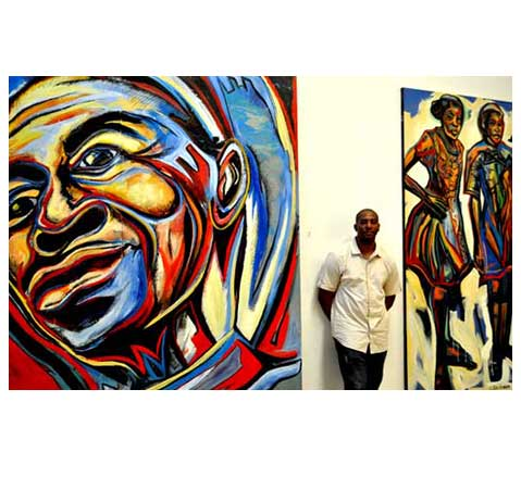 Corey barksdale available art for sale and atlanta mural for Atlanta mural artist