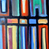Atlanta Sip and Paint Classes Colorful Abstract Art