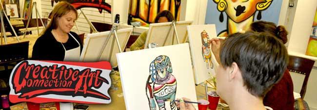 atlanta art classes for adults